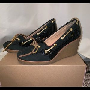 Sperry Top Sider Wedge Shoes